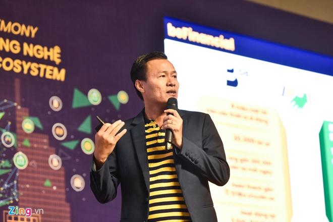 Ông Trần Thanh Hải rời khỏi vị trí CEO be Group