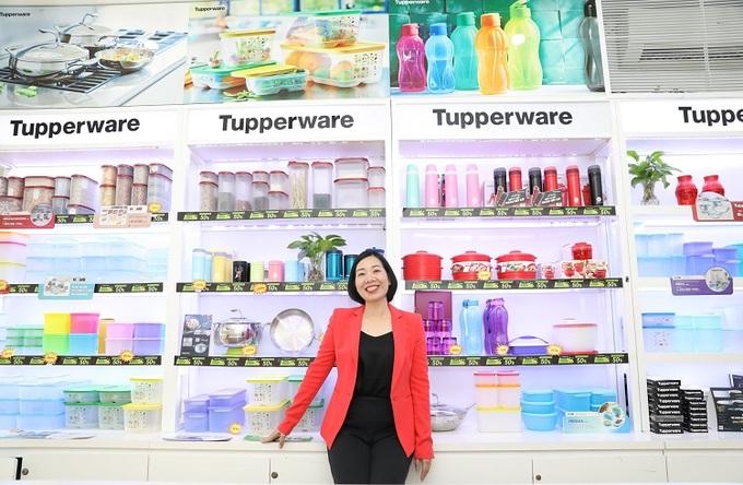 8x làm chủ 10 cửa hàng nhượng quyền thương hiệu gia dụng Mỹ